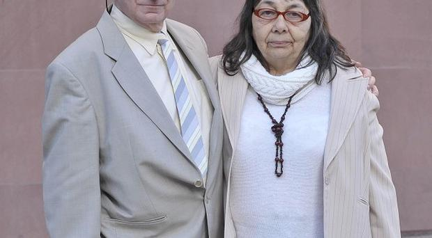 Peter and Hazelmary Bull refused to allow a gay couple to stay in a double room at their guest house in Cornwall