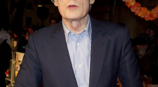 Bill Nighy plays the giant in Jack The Giant Killer