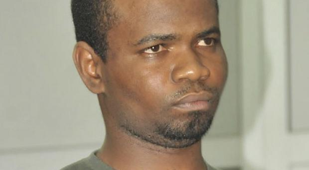 Kabiru Sokoto is accused of masterminding the Christmas Day bombing of a Catholic church in Nigeria (AP/Sunday Aghaeze)