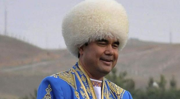 Gurbanguli Berdymukhamedov was elected to his first term as Turkmenistan's president with 89 per cent of the vote in 2007