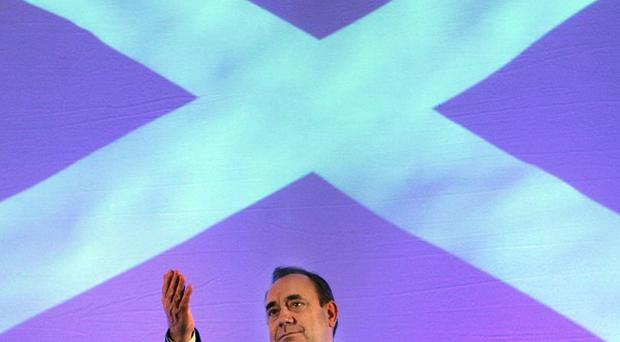 Alex Salmond has again insisted that plans for an independence referendum must have 'no strings attached'