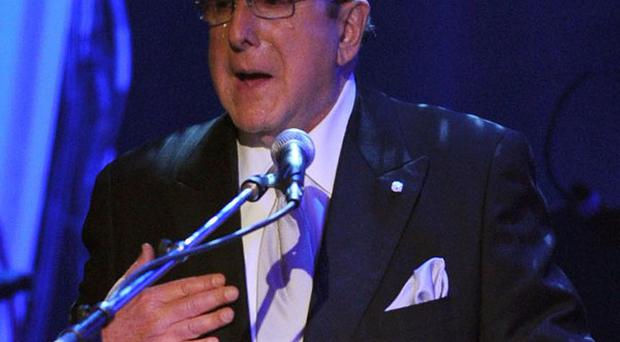 Clive Davis honours Whitney Houston following her death (AP)