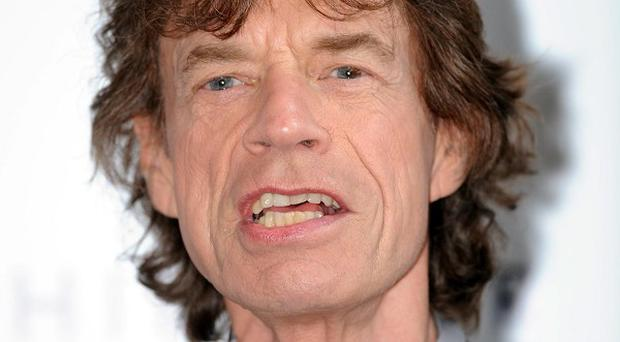 Mick Jagger features on the new Will I Am single