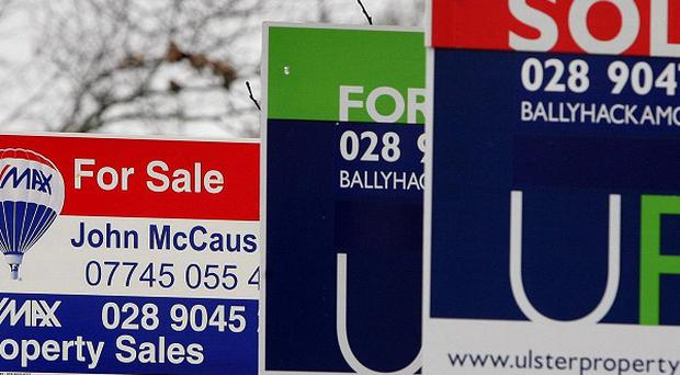 Northern Ireland property prices have continued to fall, according to a new report