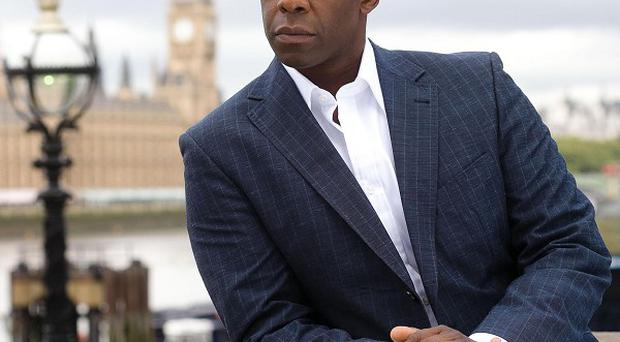 Adrian Lester has loved playing Mickey Stone