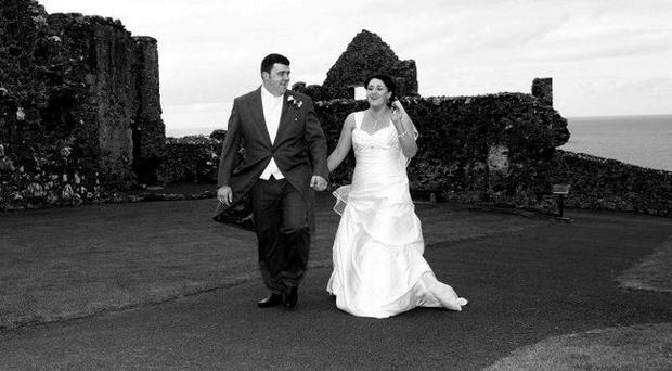 The wedding of Bebhinn McKinley and Damian Rodgers <p><b>To send us your Wedding Pics <a href=