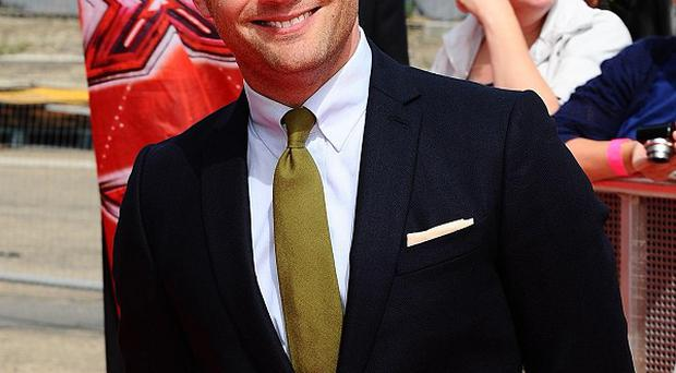 Dermot O'Leary said he may lose his cool if faced with George Clooney or Bard Pitt on the red carpet