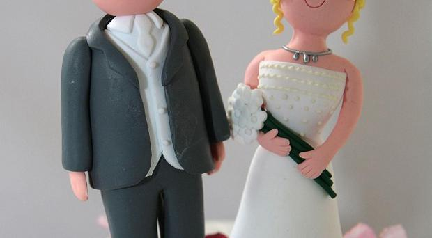 Immigration officers have prevented 70 sham marriages in a month by closely monitoring a register office