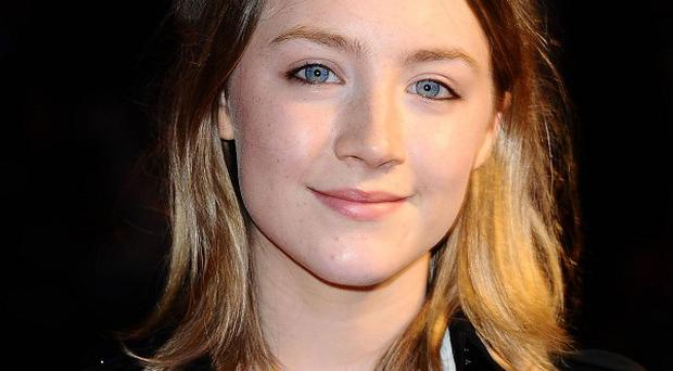 Saoirse Ronan will play the lead role of a British ex-pat in 19th century Hong Kong