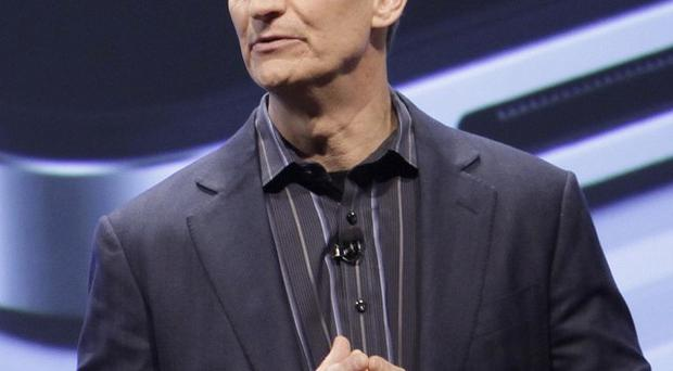 Tim Cook, Apple's chief executive