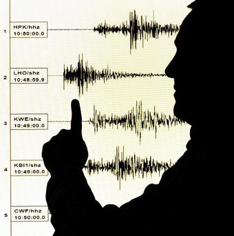 Northern Greece has been hit by an earthquake, but it is not yet known whether it caused any damage
