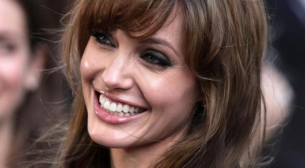 Angelina Jolie has written a script about Afghanistan