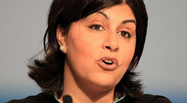 Baroness Warsi will give a speech at the Vatican