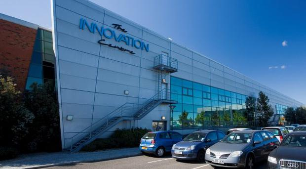 The conference at the Northern Ireland Science Park focused on knowledge economy