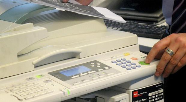 Belfast-based commercial print firm the Northern Whig Ltd has gone into receivership