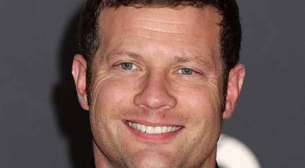 Women named Dermot O'Leary their top TV Valentine in a poll