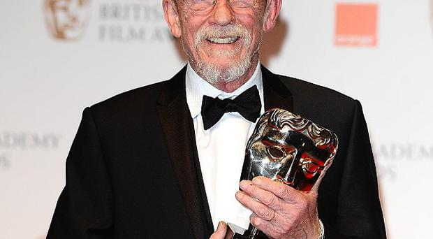 John Hurt threw away his acceptance speech