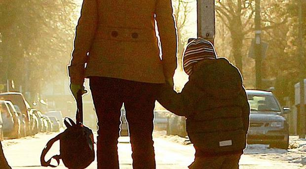 The DWP is targeting single parents who commit benefit fraud by living with someone else