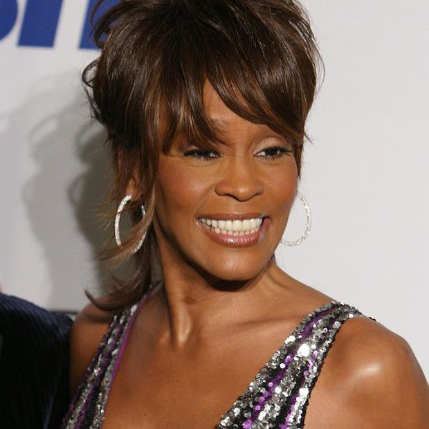 Whitney Houston's hits are set to fill the charts again