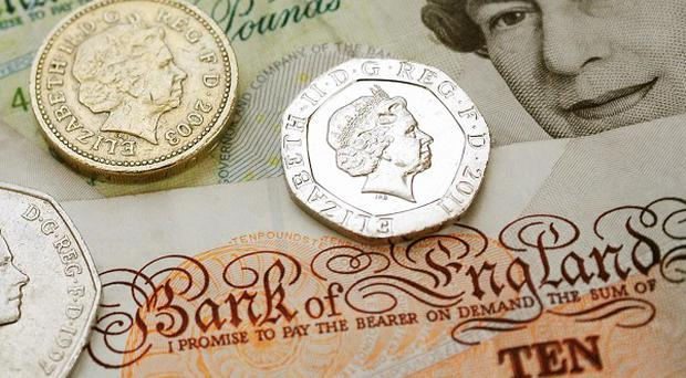 Hard-pressed families felt some relief last month as official figures revealed the rate of inflation fell