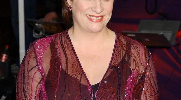 Caroline Quentin's daughter is interested in a career in showbusiness