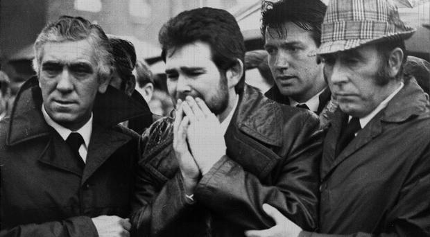 La mon ira massacre police probe a farce say families for Farcical how to say