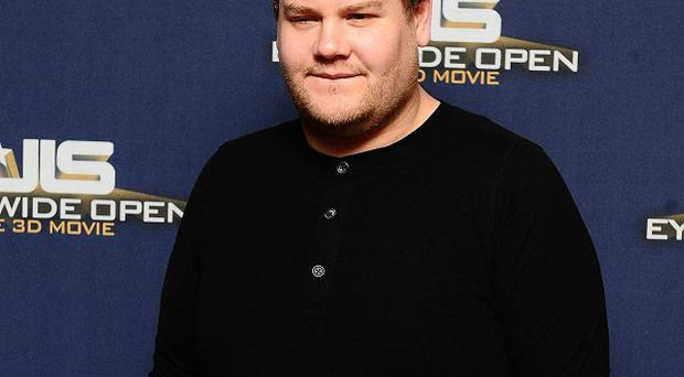 Funnyman James Corden might be heading for Hollywood