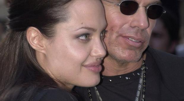Angelina Jolie and Billy Bob Thornton were married for two years