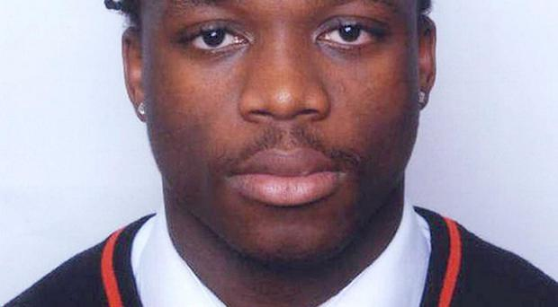 Athlete Sylvester Akapalara, 17, was found dying in a stairwell - his killer got a miniimum life sentence of 30 years