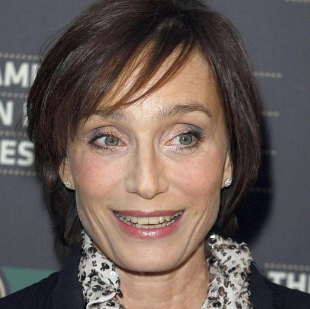 Kristin Scott Thomas stars in The Woman In The Fifth
