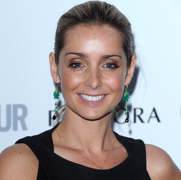 Louise Redknapp appeared on Something For The Weekend on BBC One