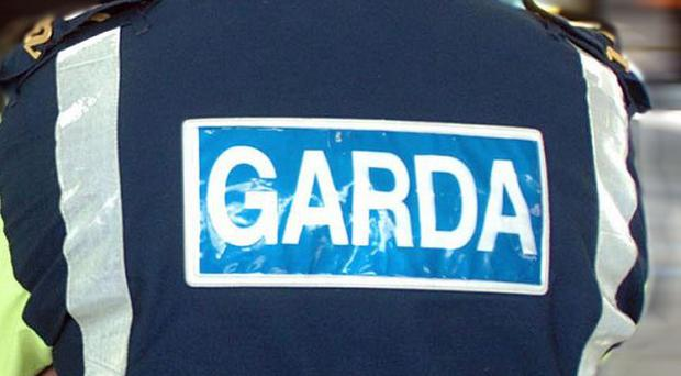 Gardai seized cannabis resin worth more than one million euro at Martin's Cross, Dundalk