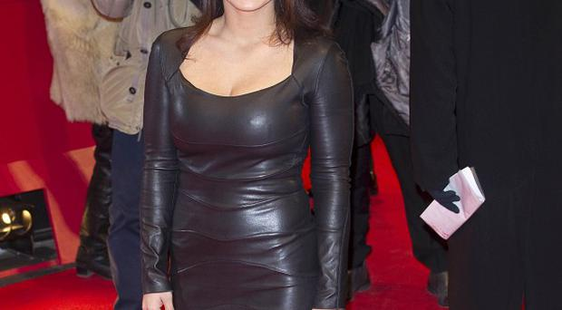 Gina Carano was in Berlin for a special screening of Haywire