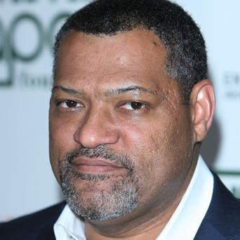 Laurence Fishburne has been focusing on his movie career