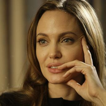 Angelina Jolie cancelled an appearance in Belgrade promoting her film