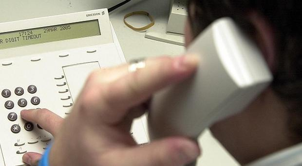 Almost 7,300 complaints were made against firms in the finance sector last year, the majority over insurance policies