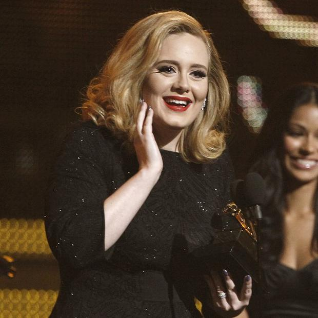 Adele has been renting a lavish country pile