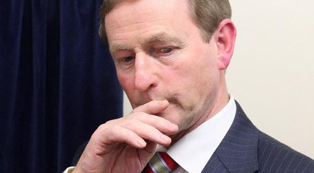 Enda Kenny called on Greyhound Recycling and Recovery to show flexibility over bin collections