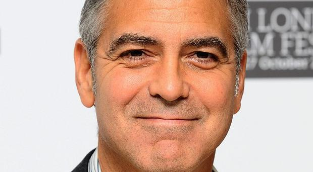 George Clooney confessed he has trouble sleeping