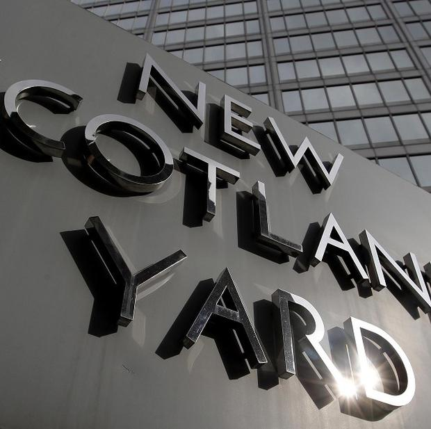 The Met Police said 123 sex offenders have failed to keep them informed of their whereabouts