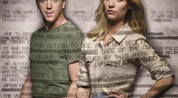 Damian Lewis revealed how Claire Danes relaxes on set