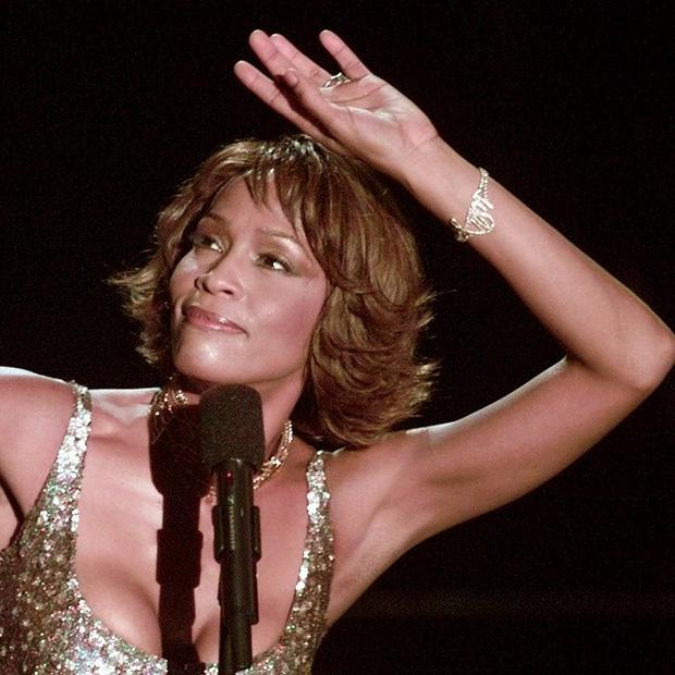 Whitney Houston is to be buried next to her father (AP)