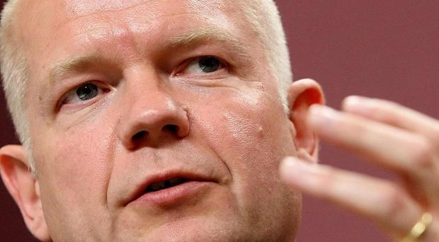 Foreign Secretary William Hague has warned Israel that military action against Iran would 'not be wise'