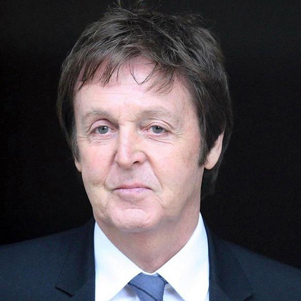 Sir Paul McCartney gave up cannabis after becoming a father again