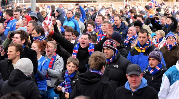 Rangers supporters chiefs have threatened a boycott of away fixtures next season