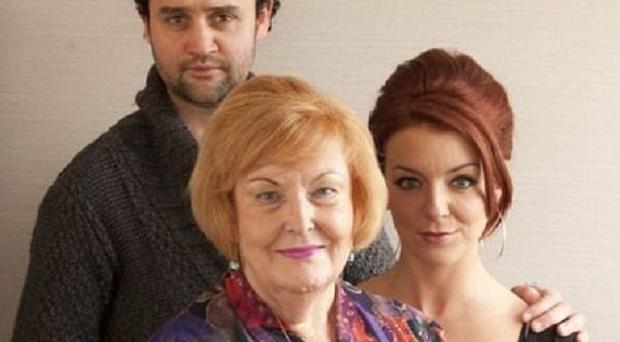 Sheridan Smith and Daniel Mays will star in the show about Charmian Biggs
