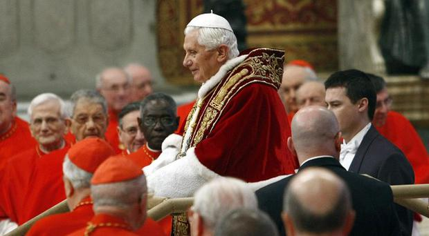 The Pope was 'scandalised and dismayed' in the wake of abuse carried out by the clergy in Ireland (AP)