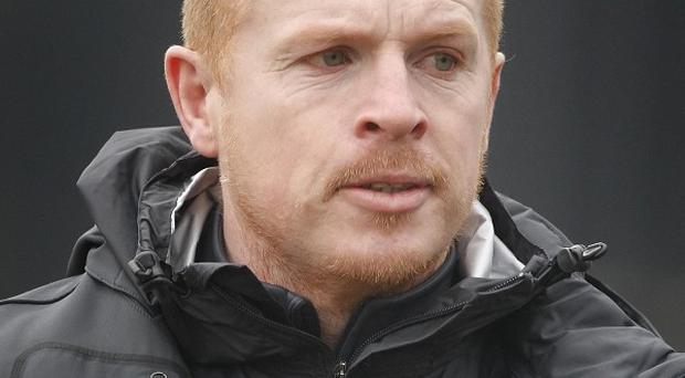 Two men accused of plotting to kill Neil Lennon and other people have appeared in court