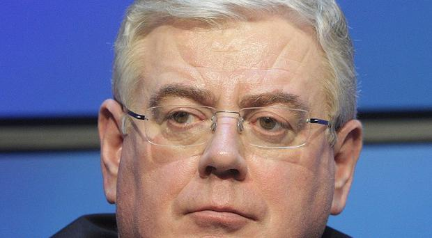 Tanaiste Eamon Gilmore will discuss the sharing of an embassy building with the Pope's representatives