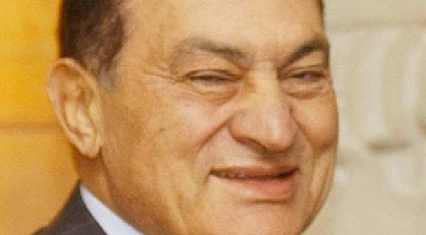 A trial in Egypt has heard calls for Hosni Mubarak to receive the death penalty